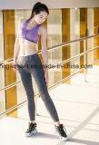 Desgaste de Yogo; Calças para a mulher, caneleiras da ginástica, Sportswear