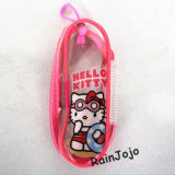 Cute PVC Pencil Bag pour enfants