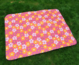 Il panno esterno di Oxford della coperta di picnic trasporta la stuoia del Tote della cinghia