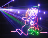 Laser cheio Light/Professional DJ Equipment de Color RGB 5W/lasers de Club para Sale