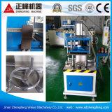 Máquinas de trituração do fim para as portas de alumínio