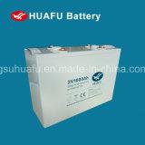 2V1000ah de diepe Batterij van het Gel van de Batterij van het Onderhoud van de Batterij van de Cyclus Vrije