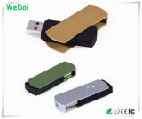 Costo de memoria baja giratoria populares Stick USB con 1 año de garantía (WY-M08)