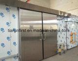 Stanza di conservazione frigorifera per il gambero della carne dei frutti di mare congelato pesci