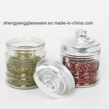 Frasco de vidro do armazenamento quente do alimento da mobília da cozinha do Sell/frasco de vidro