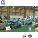 StahlCoil Rotary Shear Cut zu Length Line Machine