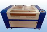 Macchina per incidere di vetro di marmo di legno del laser di CNC della Cina Flc1290