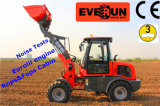 Pallet Forks를 가진 소형 Shovel Loader Er10