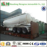 3 silo Cement Bulker dos eixos 50t para Sale