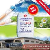 Fournisseur de dioxyde de titane du rutile TiO2 pour l'usage universel avec le prix favorable