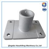 Conector personalizado de peças de fundição de areia para suporte de banner