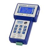 Registro da velocidade de Doppler e transdutor e verificador Nmea0183