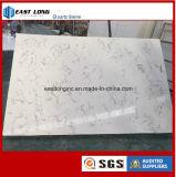大理石水晶テーブルの上の台所カウンタートップのためのカラーによって設計される石造りの建築材料
