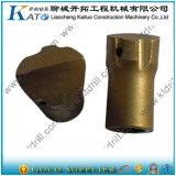 O formão da mina da perfuração de rocha mordeu 38mm /40mm/42mm