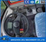 コンパクトな販売のトラクターによって連結されるローダーのためのJieliのフロント・エンドローダー
