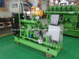 10 Kw 5MW 목제 Syngas 엔진 모터 전력 생물 자원 발전기