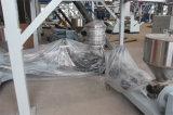 Il PE la coestrusione di tre strati Trasporta-fuori la macchina di salto rotativa della pellicola