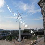 Quente! Windmill 5kw off Grid Hybrid Solar Wind Generator
