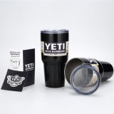 30 Oz Coloridos Coolers Cofre de aço inoxidável Caneca de cerveja Yeti Cup