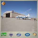 Große Überspannungs-Stahlkonstruktion-Flugzeug-Hangar