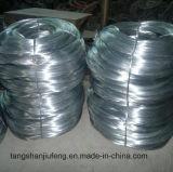 Fio de dobra galvanizado do fio de aço