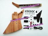 Quente! ! Música de Afanti/tipo guitarra elétrica elétrica do explorador dos jogos da guitarra de DIY/DIY (AEX-817K)