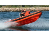 Aqualand 19feet 5.8m Fiberglass Rib Boat/Rigid Inflatable Boat (RIB580T)
