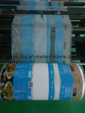 Laminted Plastikfilm-Rolle für Lebensmittelindustrie