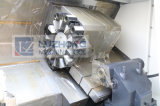 상한 수평한 싼 자동적인 CNC 선반 (SCK420)