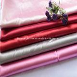結婚式の衣服のカーテンのスリープの状態である摩耗のための5%Spandexサテン95%Polyesterファブリック