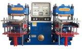 O projeto novo eficiente Dual - estação baixo - a máquina Vulcanizing lisa de borracha do preço