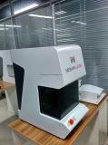 20W 30W 50W de Laser die van de Machine van de Teller van de Laser van het Roestvrij staal Machine merken
