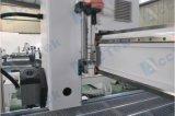 4 Aixs CNC AtcのルーターCNC木製機械Akm1325真空表