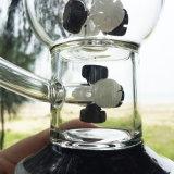 Panda-Farben-Schrauben-neuer Entwurfs-Kräuterglaswasser-Rohre (ES-GB-251)