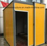 Складывая контейнер Sanitaryware с туалетами готовыми