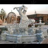 Большой фонтан Metrix Carrara скульптуры для корабля Mf-386