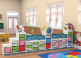아이 Furniture Wholesale, MDF Shelves, Kindelves, Kindergarten Shelf Shelf에 있는 Children