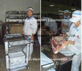 Автоматическая кожа мяса свинины извлекая шелушение снимая кожу с машины