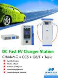 닛산 잎을%s 비용을 부과 DC 급속한 EV Chademo 충전기가 20kw에 의하여 집으로 돌아온다