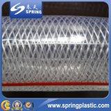 PVC紫外線抵抗力がある文字が付いている繊維強化ガーデン・ホース