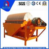 Separador magnético mojado de Cty Permenent/máquina magnética de tambor para procesar los materiales magnéticos con precio competitivo
