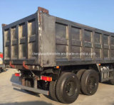 Sinotruk 20 toneladas de carro de vaciado 6X4 25 toneladas de carro de volquete