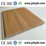 内部の装飾のための木の溝のLaminatied PVCパネルの装飾の壁パネル