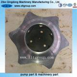 Turbine de pompe de norme ANSI Durco de moulage de précision en acier inoxydable