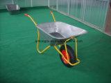 Carrinho de mão de roda resistente de duas rodas (WB9600)