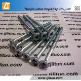 Tornillos plateados capa material del conglomerado del cinc de C1022A