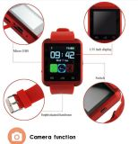 Bl- Bluetooth Smartwatch U8 U 지능적인 시계 Forandroid 전화 Smartphones