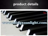 Piano électrique musical multifonctionnel de claviers de clés du plastique 61