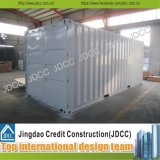 Living를 위한 Prefabricated Container House