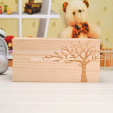 Gabinete Eco-Friendly da madeira de Paulownia das gavetas do vintage barato